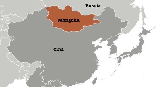 Cartina Geografica Della Mongolia.Praterie Gaia